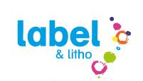 label & litho logo
