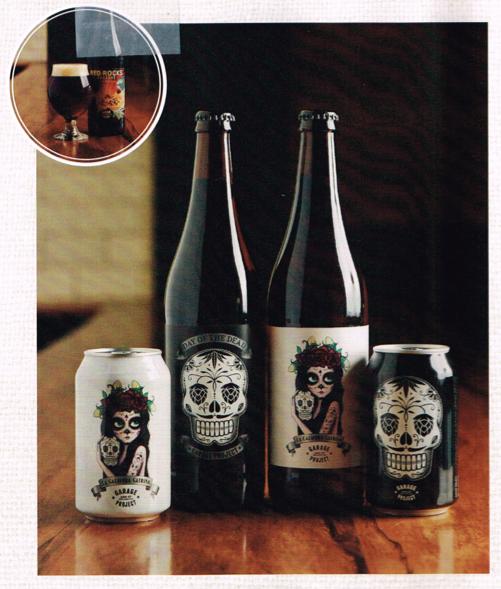 Garage Project Beer Labels